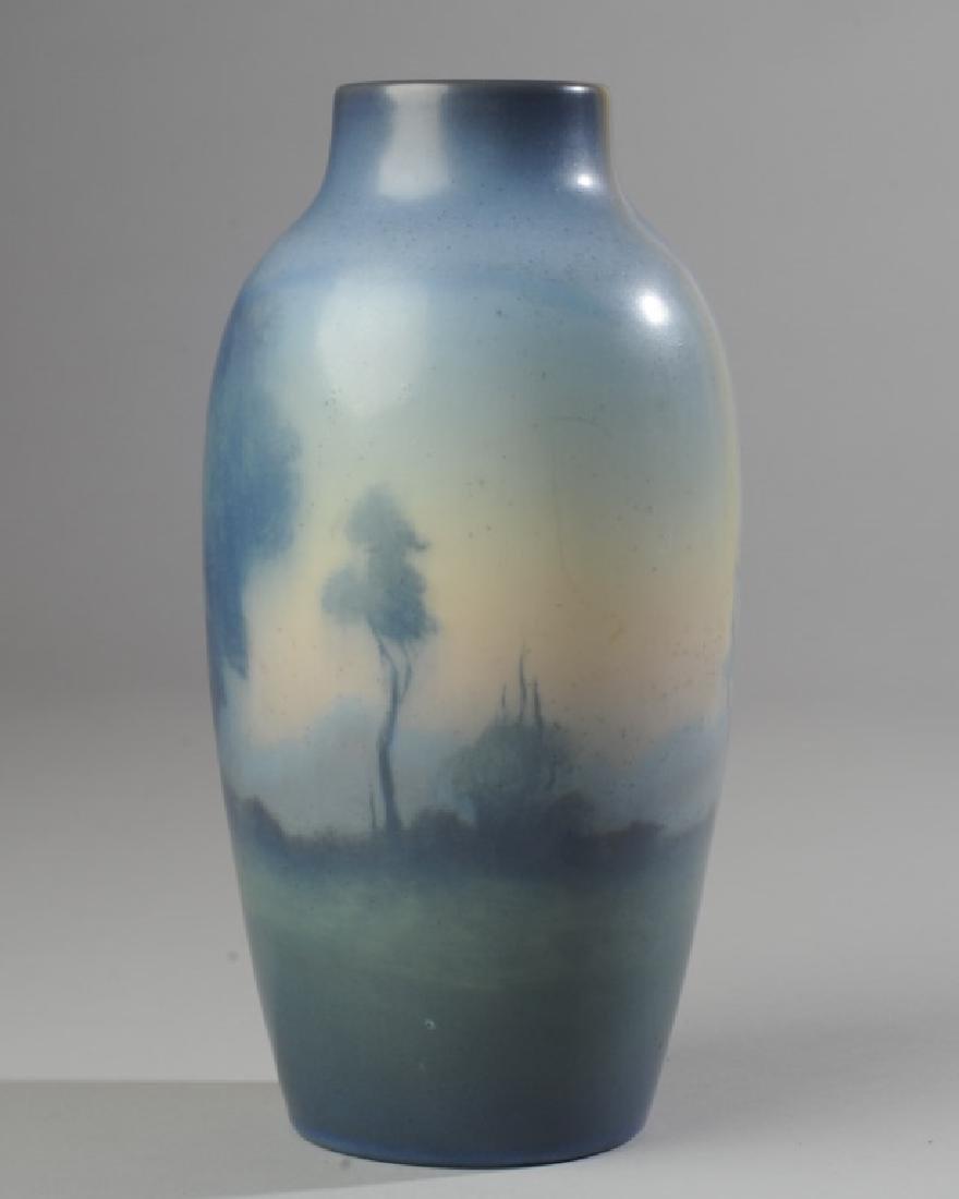 Rookwood Lenore Asbury Scenic Vase
