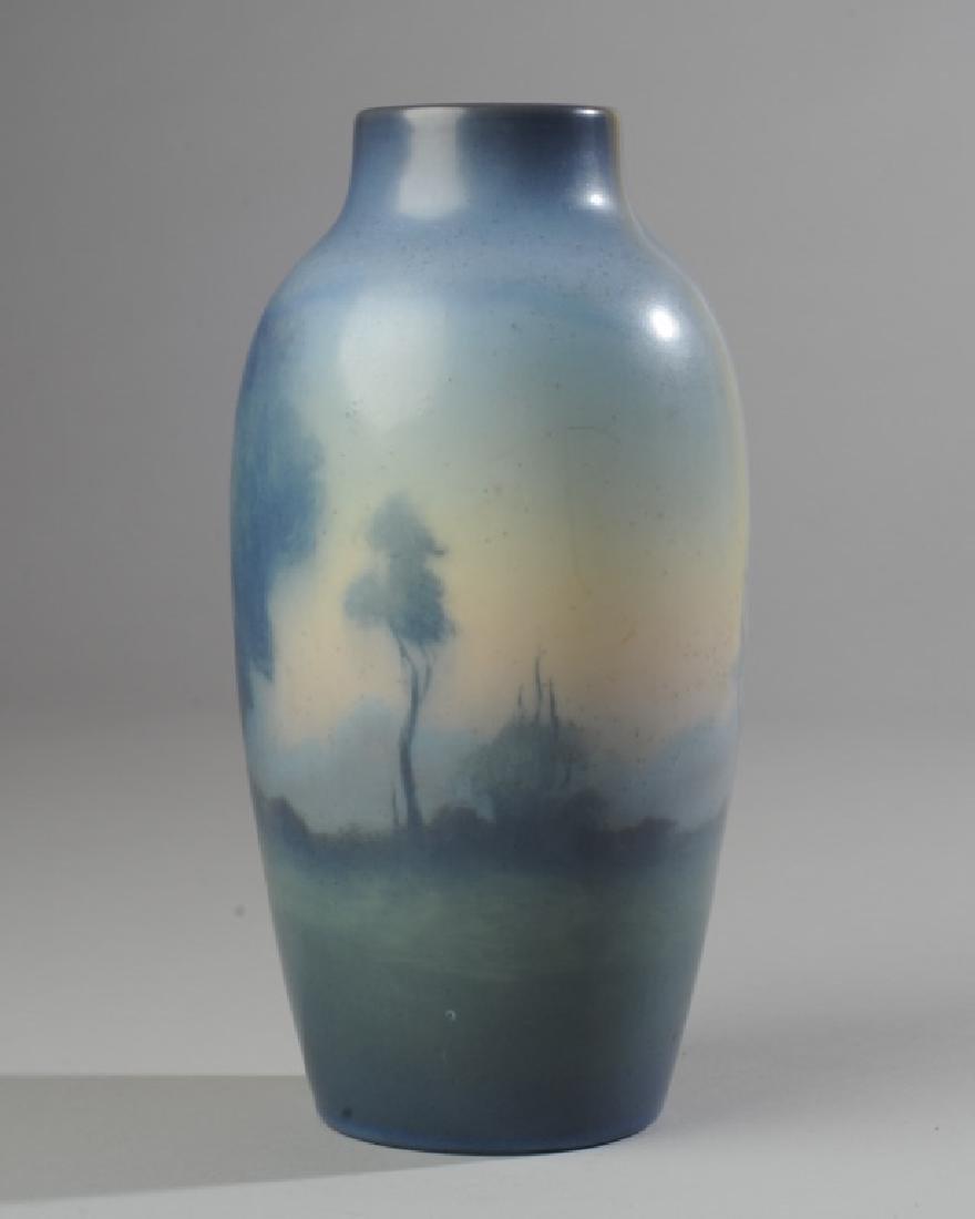 Rookwood Lenore Asbury Scenic Vase - 2