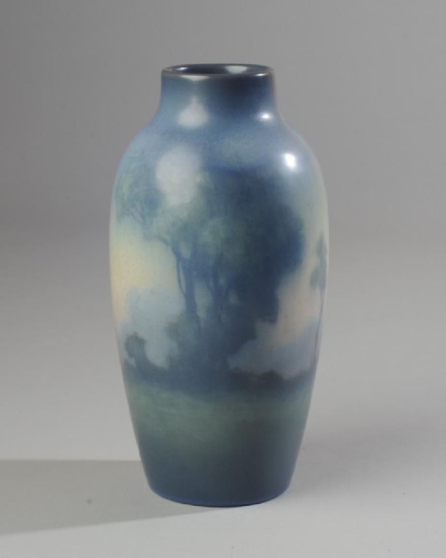 Rookwood Lenore Asbury Scenic Vase - 3