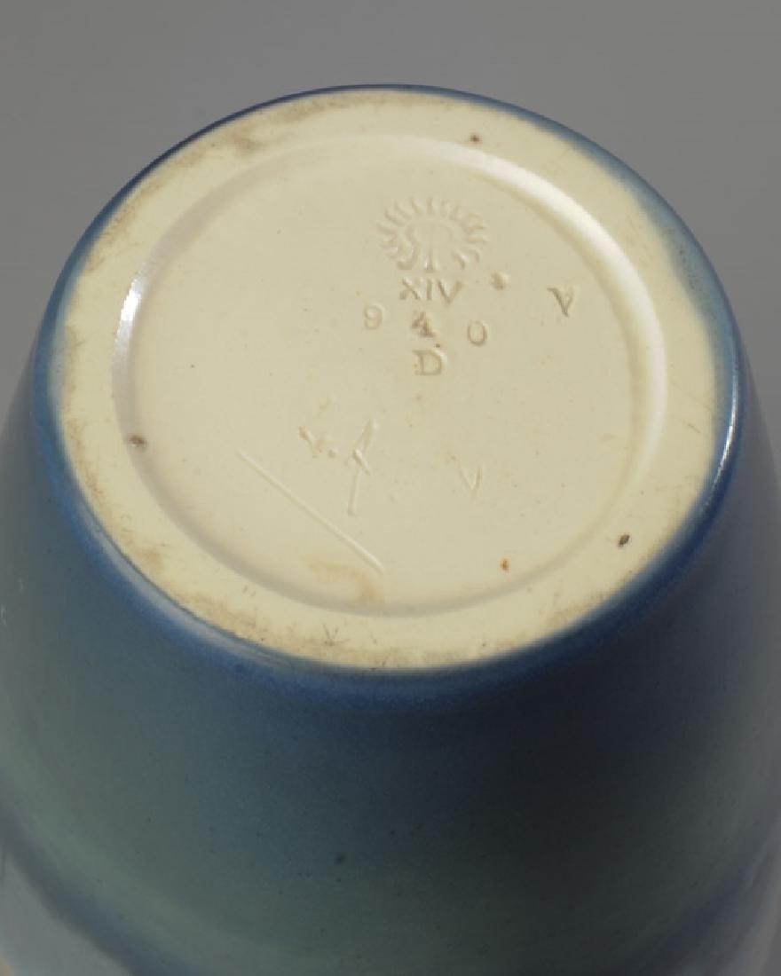 Rookwood Lenore Asbury Scenic Vase - 5