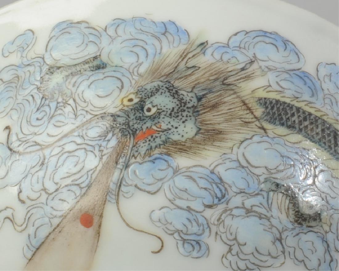 2 Chinese Republic Nanchang Zodiac Bowls - 8