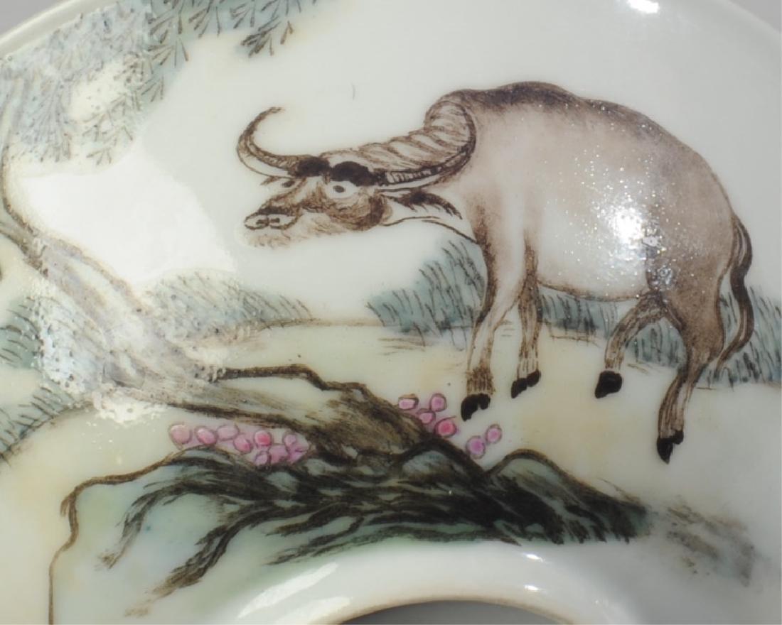 2 Chinese Republic Nanchang Zodiac Bowls - 9