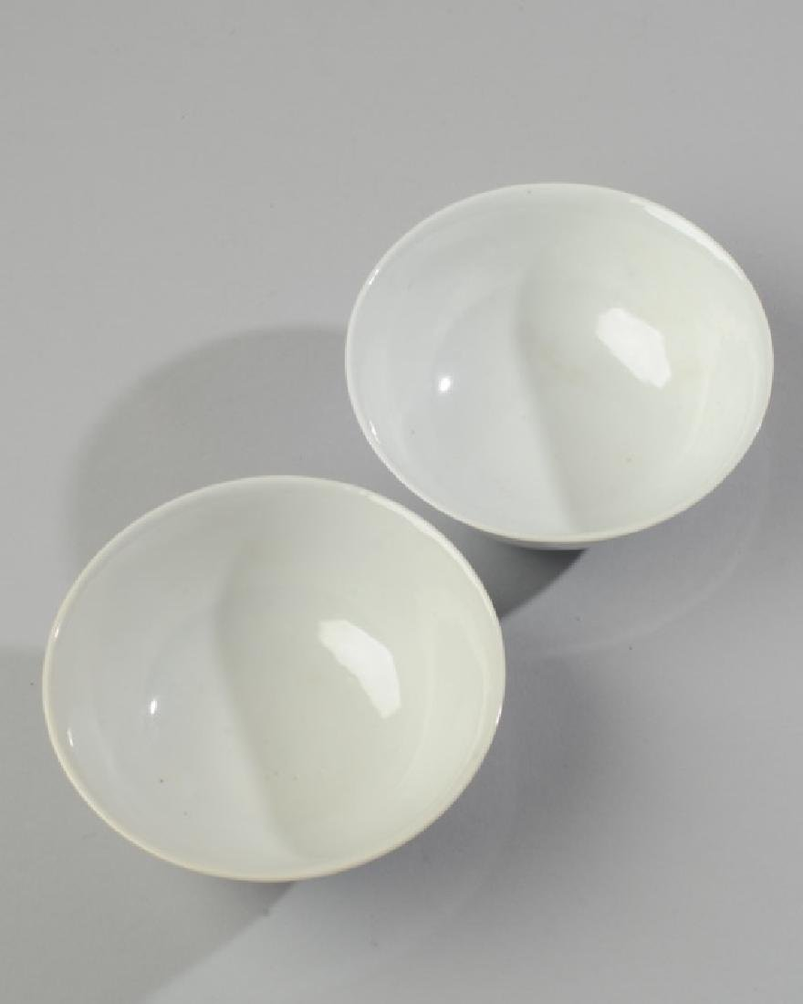 2 Chinese Republic Nanchang Zodiac Bowls - 5