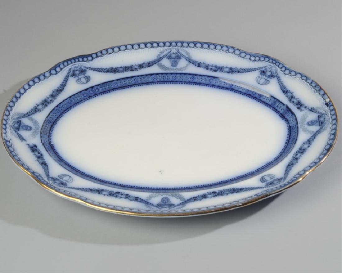 Flow Blue Platter