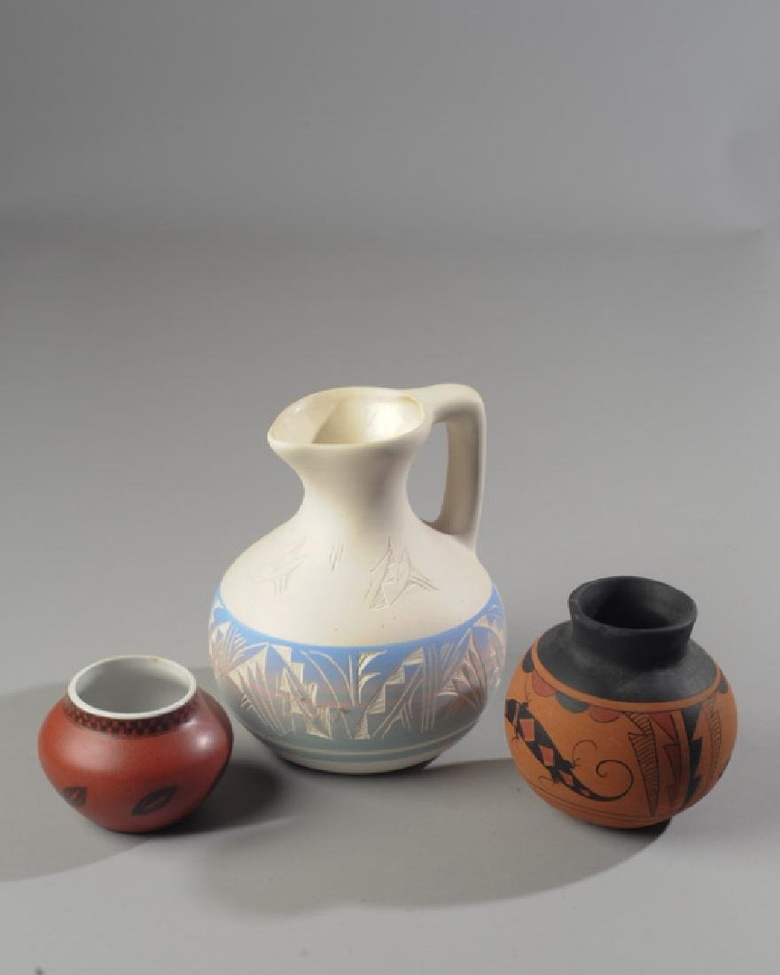 Mesa Verde Pottery Pitcher
