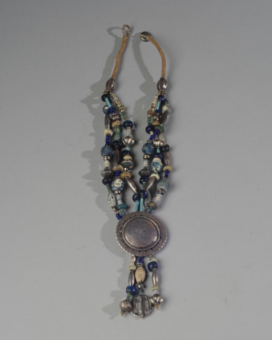 Mary & Doug Hancock Mummy's Bundle Necklace
