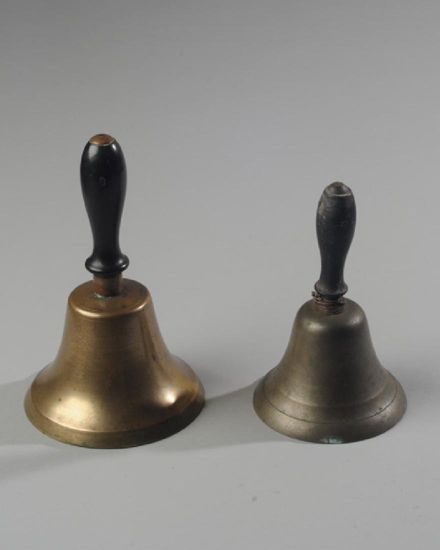 Two Brass Bells