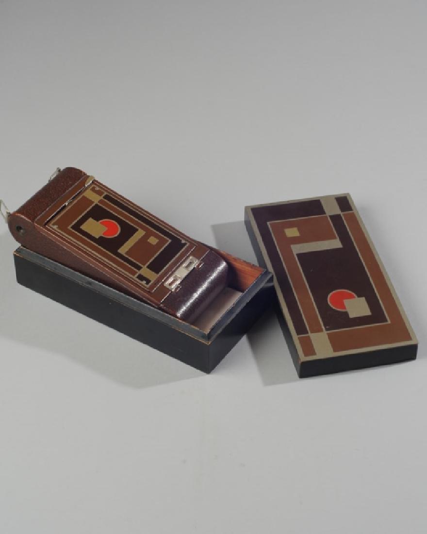 Walter Teague Deco Kodak Camera