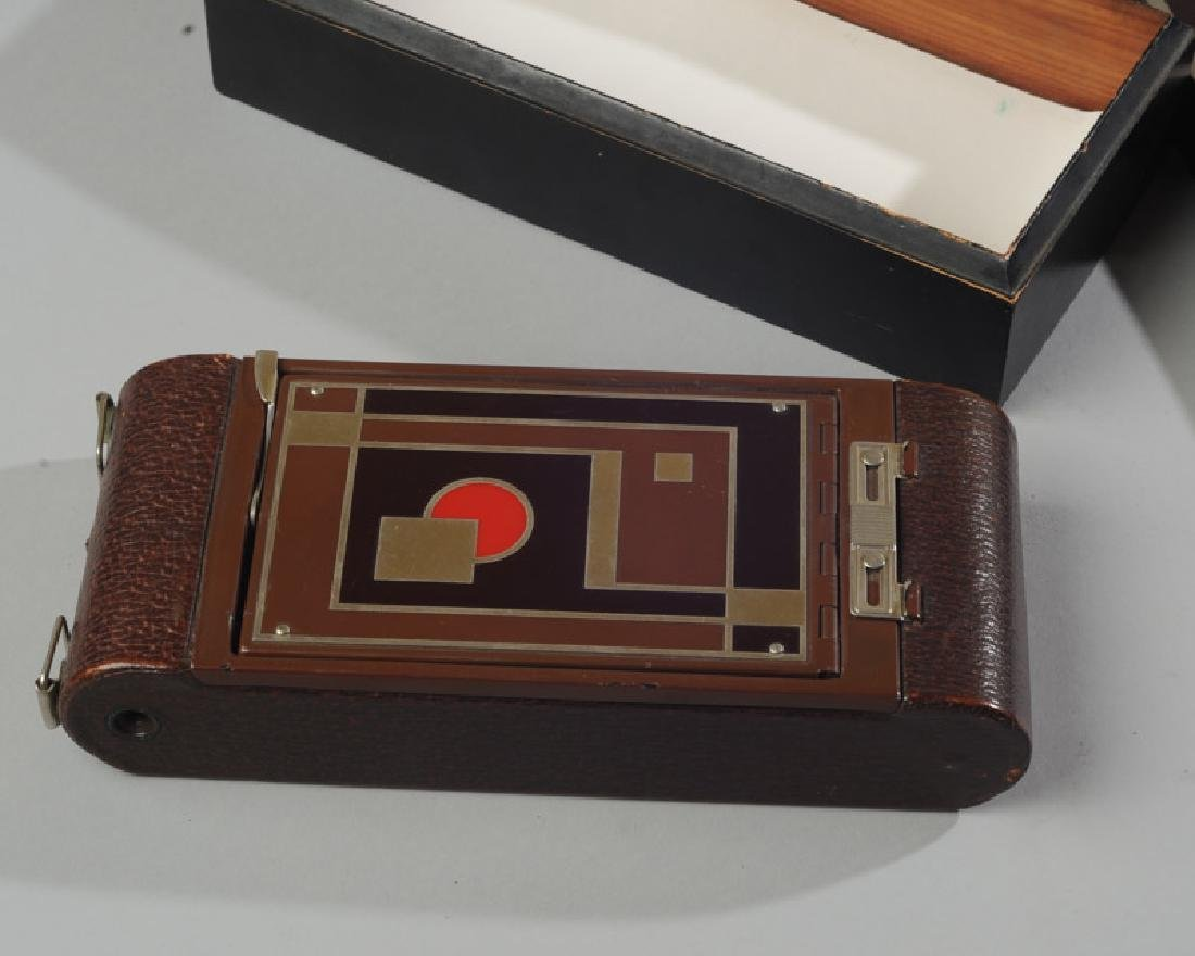 Walter Teague Deco Kodak Camera - 3