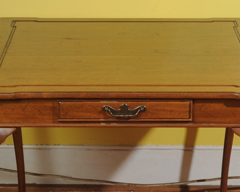 French Style Card Table