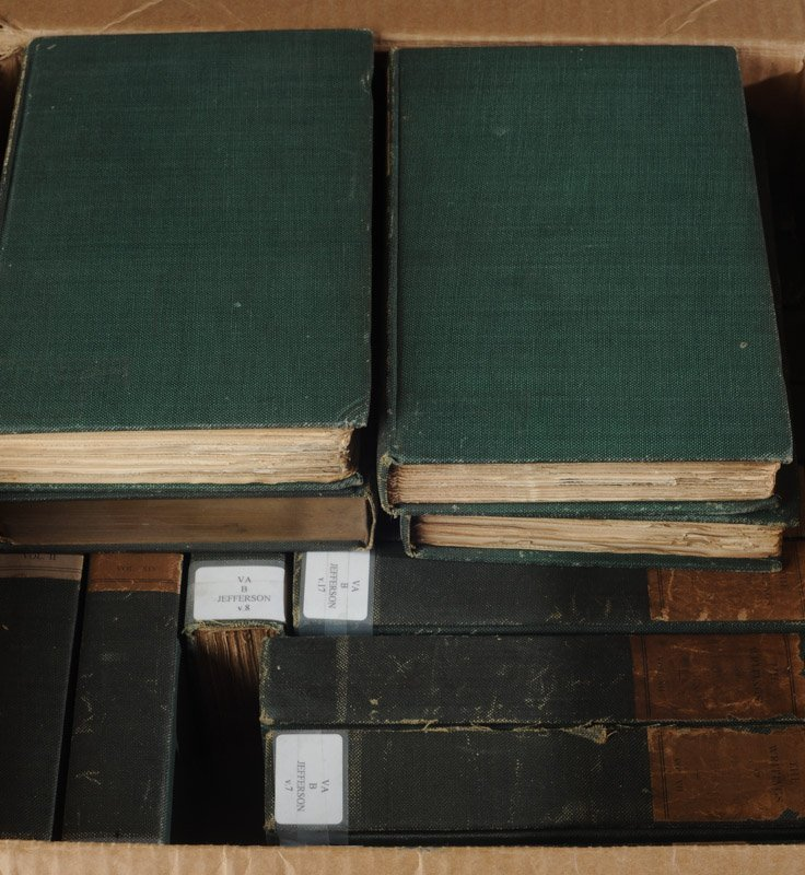 16 Volumes The Writings of Thomas Jefferson - 2
