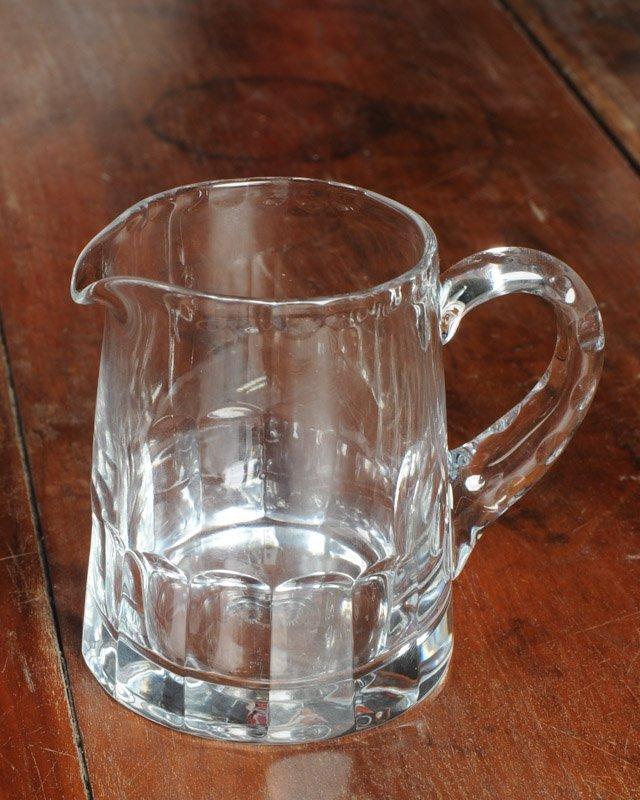 William Yeoward Diminutive Blown Glass Pitcher