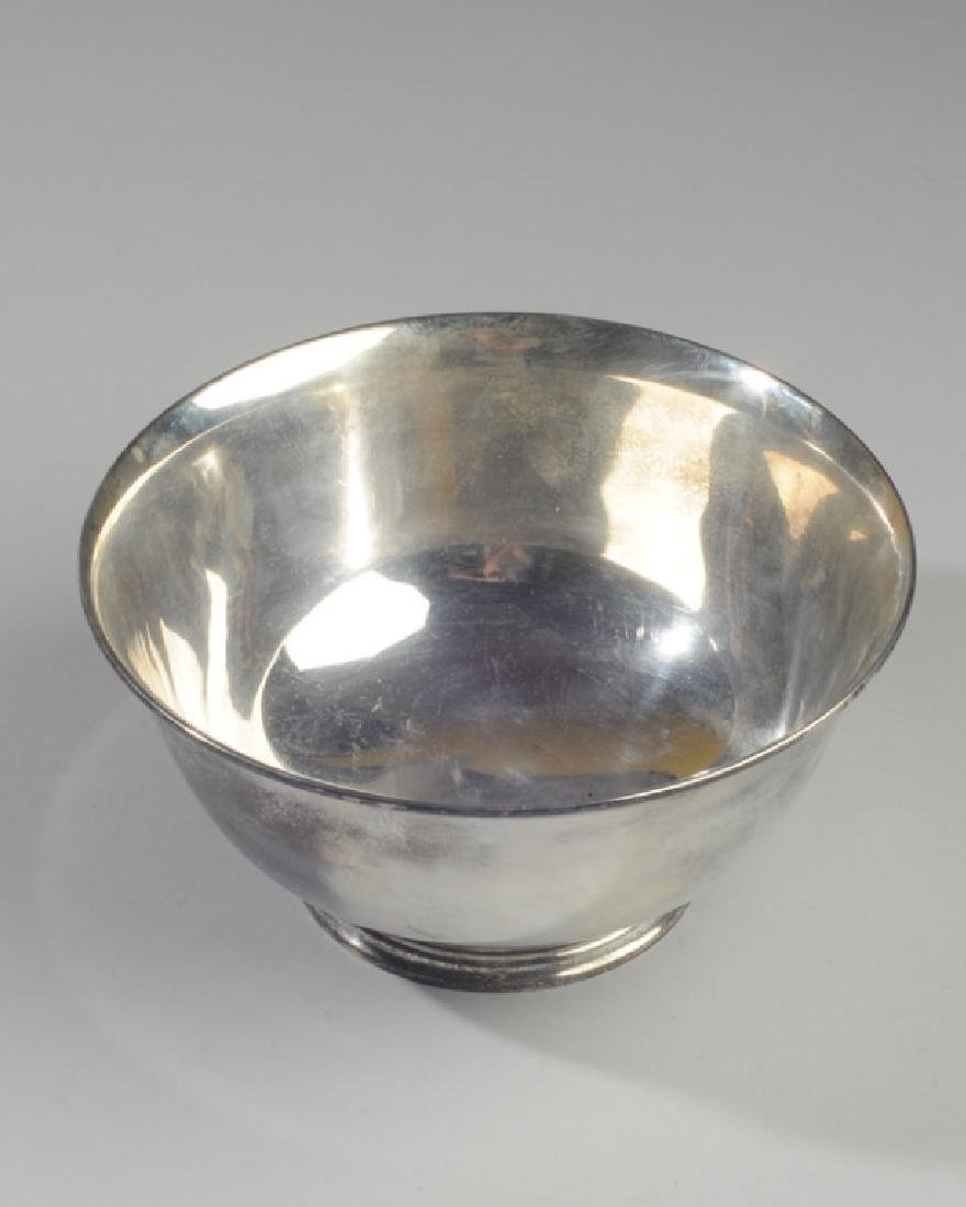 Tiffany & Co. Sterling Silver Paul Revere Bowl