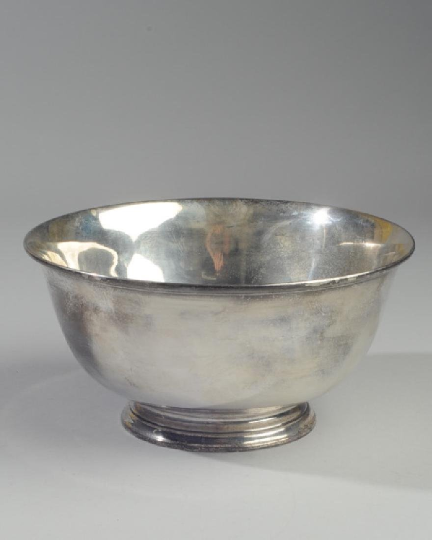 Tiffany & Co. Sterling Silver Paul Revere Bowl - 2