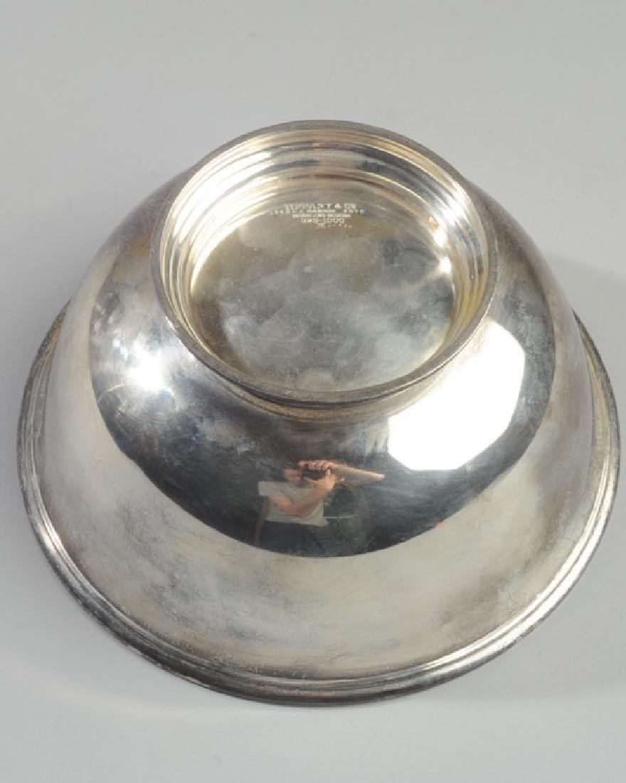 Tiffany & Co. Sterling Silver Paul Revere Bowl - 3