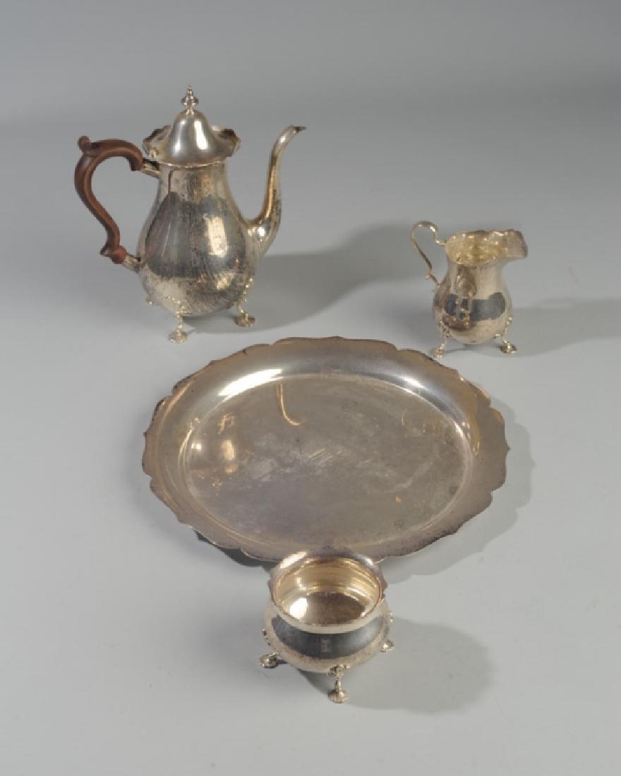 Sterling Silver Coffee Set
