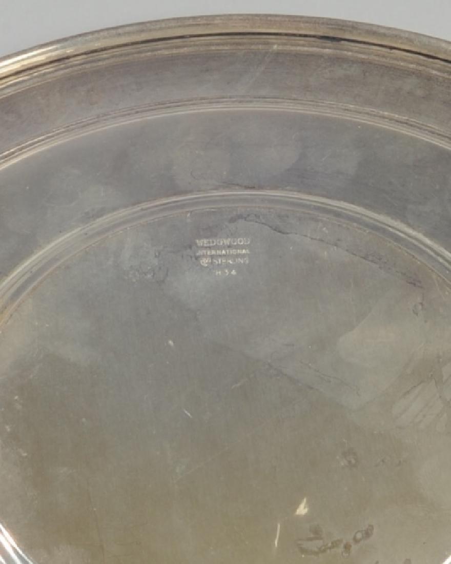 International Sterling Wedgwood Plate - 3