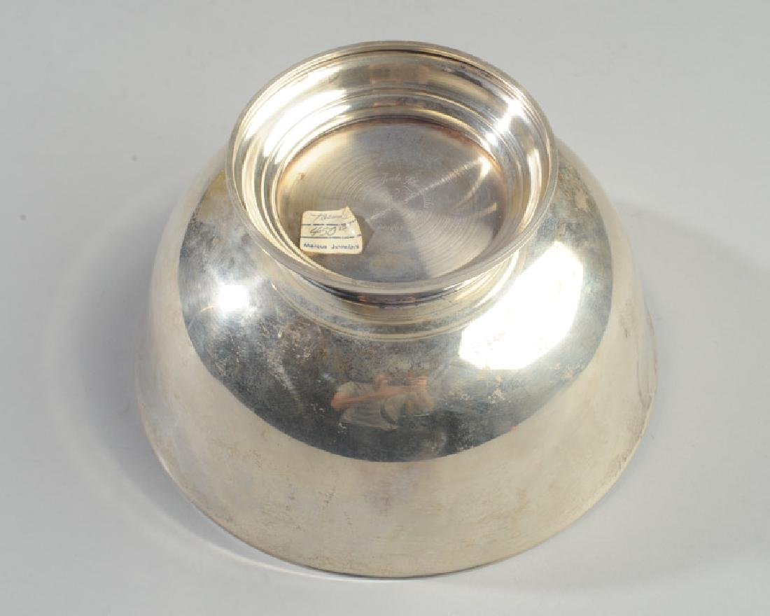 Towle Silversmiths Newburyport Mass Sterling Bowl - 2