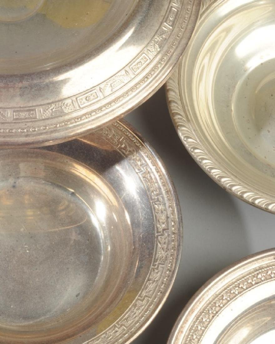 Mixed Lot Sterling Hollow Ware - 6