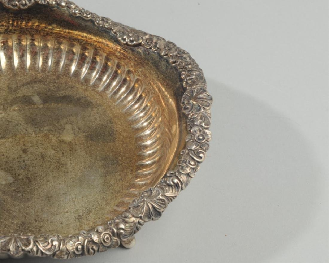 Tiffany Sterling Silver Footed Bowl - 2