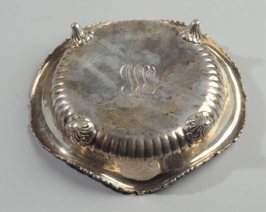 Tiffany Sterling Silver Footed Bowl - 3