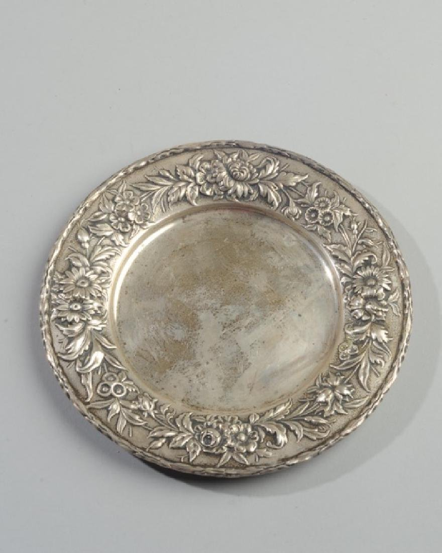 S. Kirk & Son Sterling Silver Plate