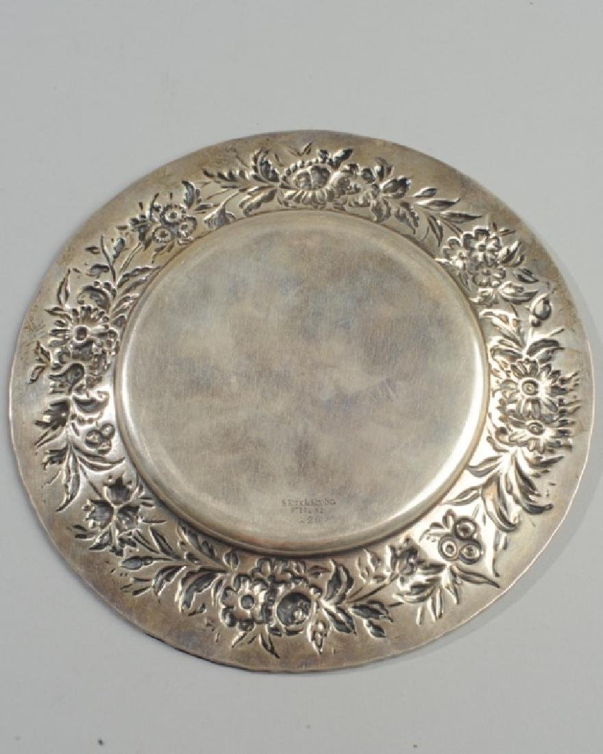 S. Kirk & Son Sterling Silver Plate - 2