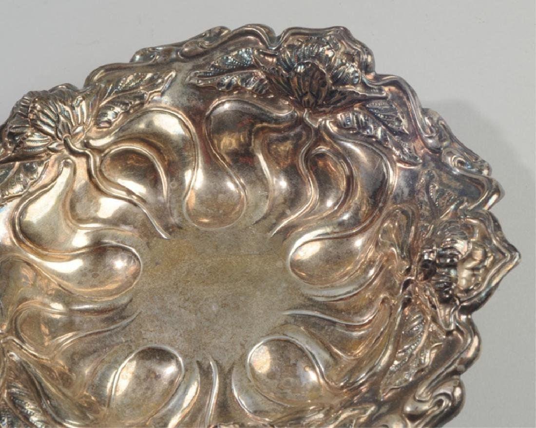 Sterling Silver Relief Bowl - 2