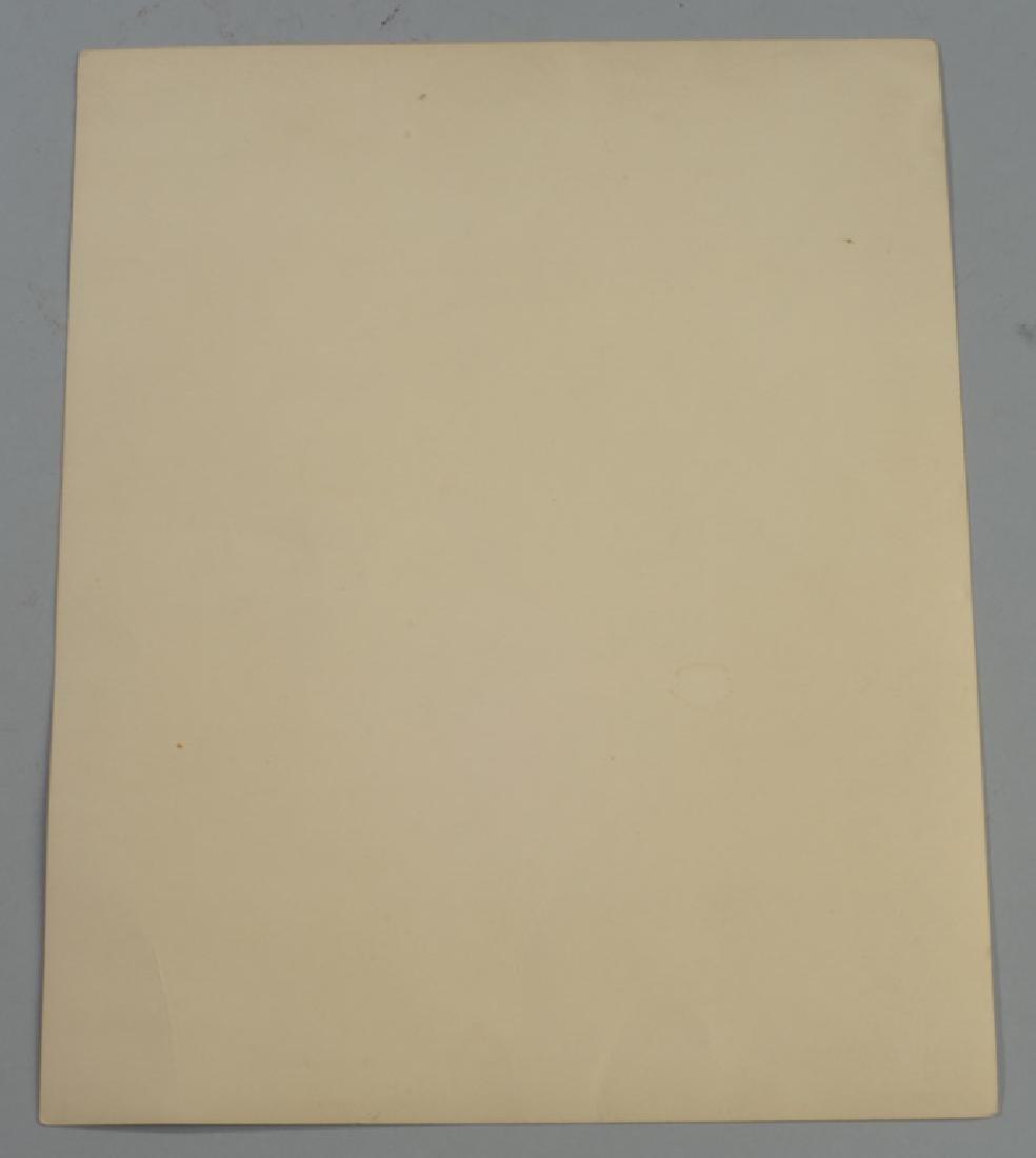 Franklin Delano Roosevelt Signed Photograph - 3
