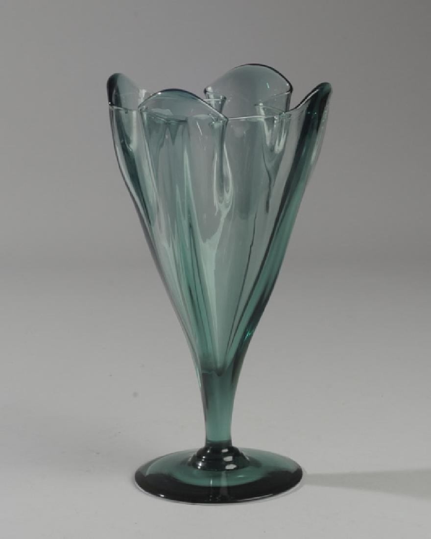 Carder Steuben Grotesque Vase