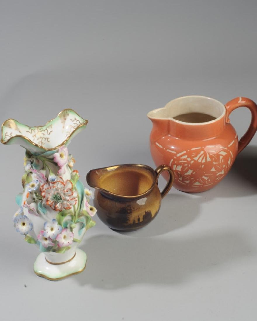 Mixed Continental Porcelain Lot - 4