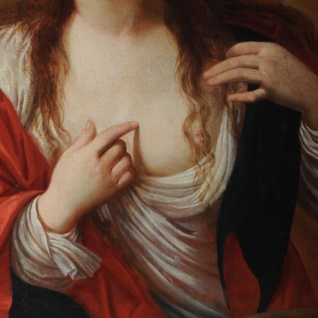 Mary Magdalen After Guido Reni, Gaspar De Crayer - 3