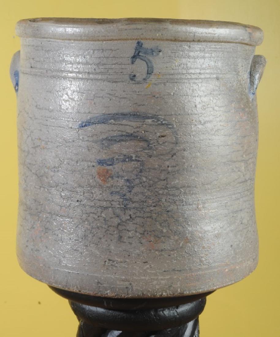 Unusual 5 Gallon Virginia Crock