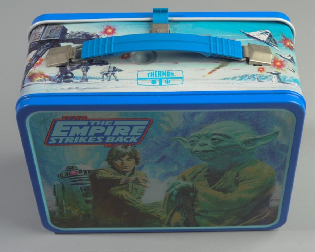 Star Wars Empire Strikes Back Lunch Box - 2