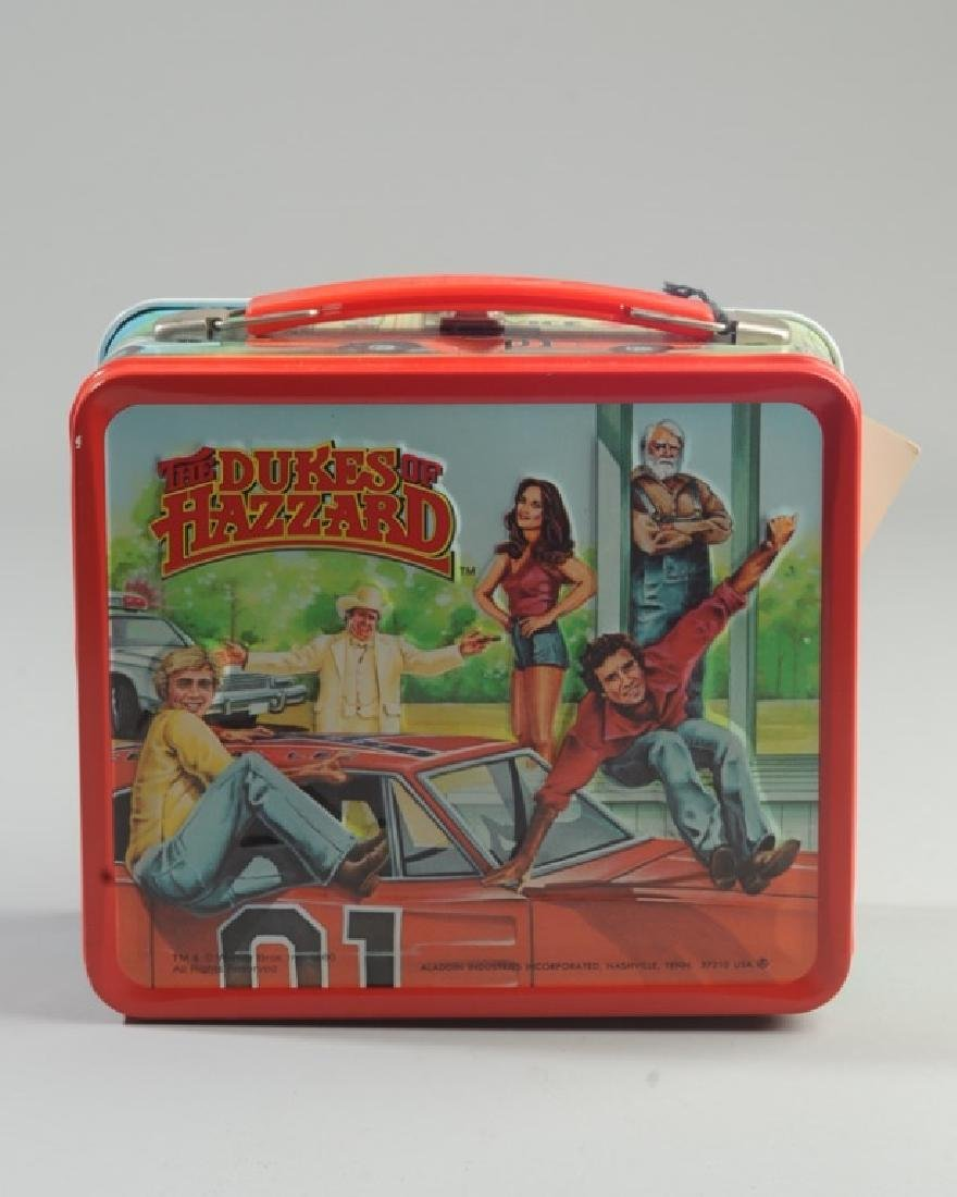 The Dukes of Hazzard Lunch Box
