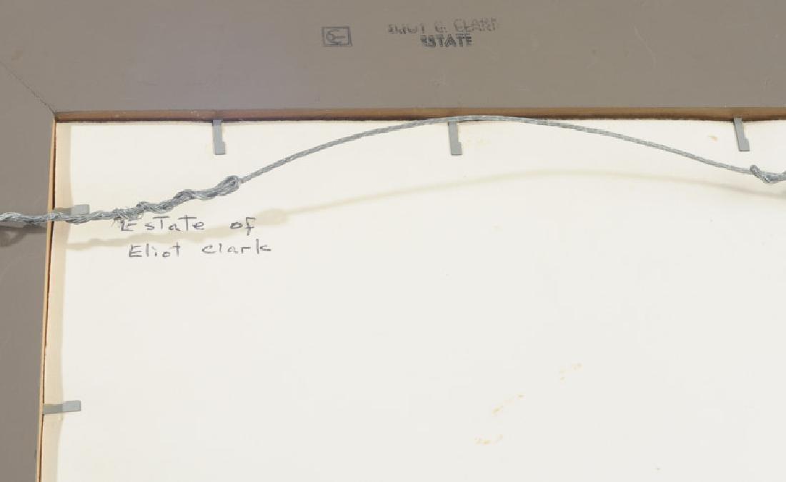 Eliot Candee Clark (1883 - 1980) Oil on Board - 3