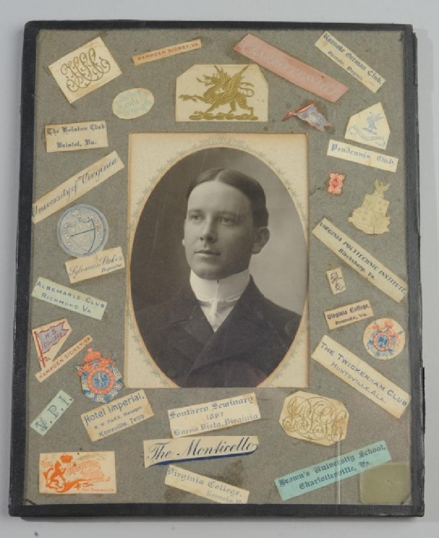 L. 19th C. Virginia Gentleman Photo