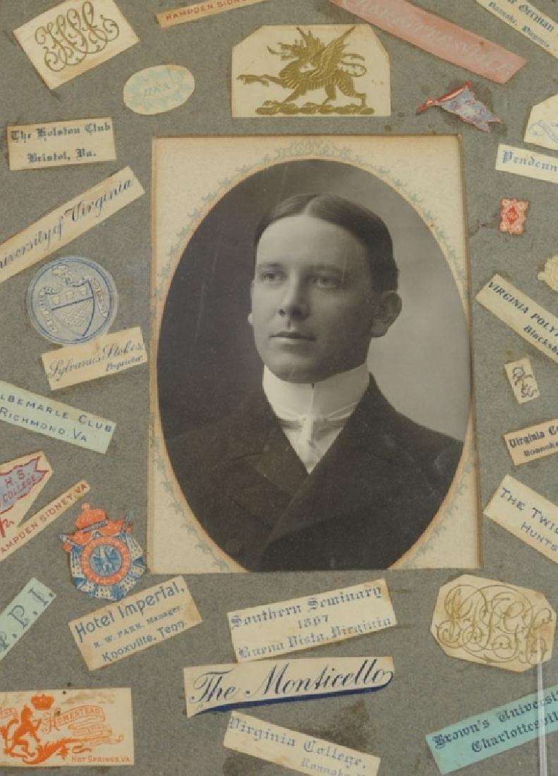 L. 19th C. Virginia Gentleman Photo - 2