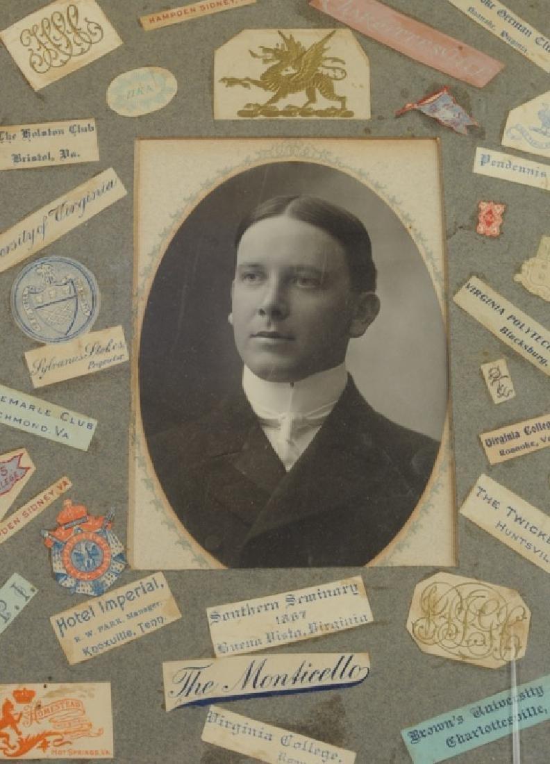 L. 19th C. Virginia Gentleman Photo - 3