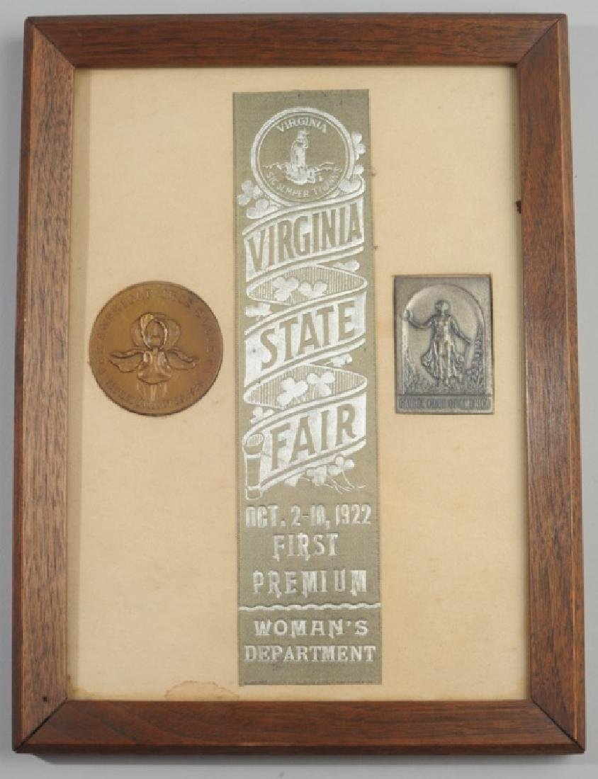 Virginia State Fair Award