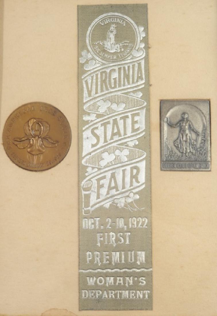 Virginia State Fair Award - 2