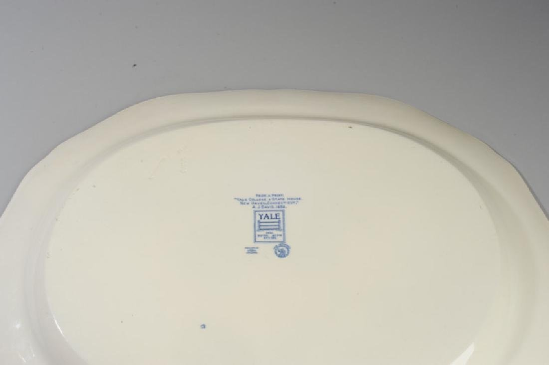 Three Wedgwood Yale University Platters - 7