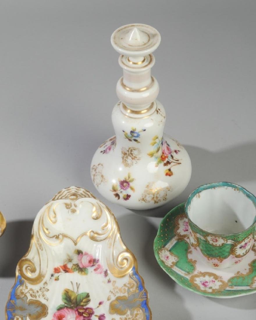 Mixed Continental Porcelain Lot - 3