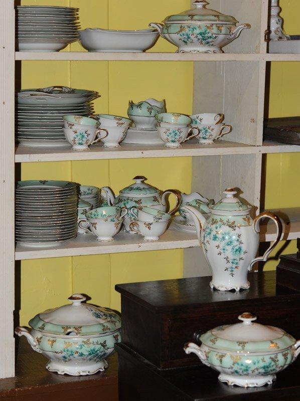 Large Lot Hutschenreuther c. 1947 Porcelain