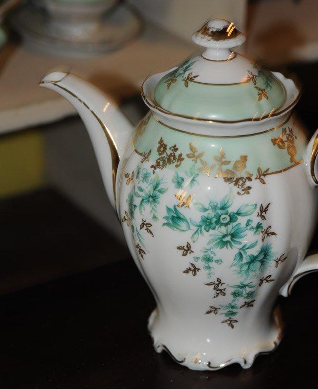 Large Lot Hutschenreuther c. 1947 Porcelain - 2