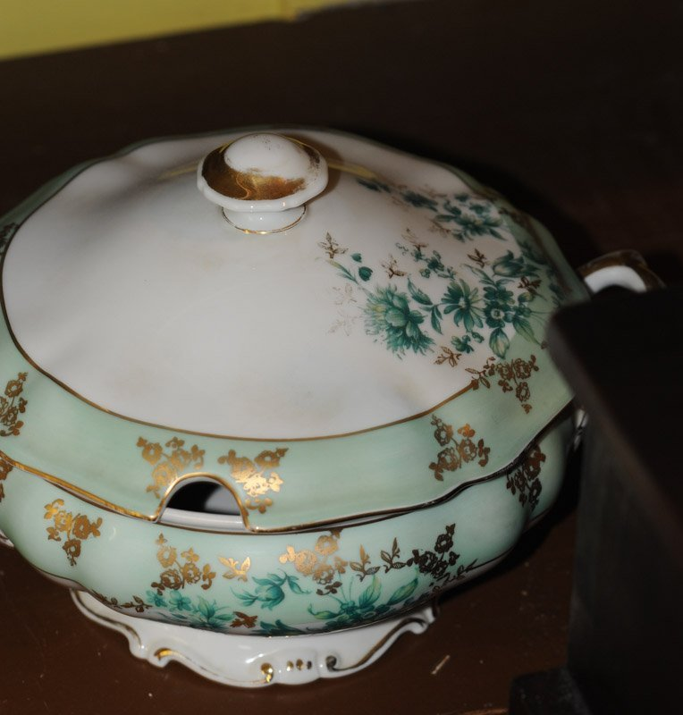 Large Lot Hutschenreuther c. 1947 Porcelain - 3