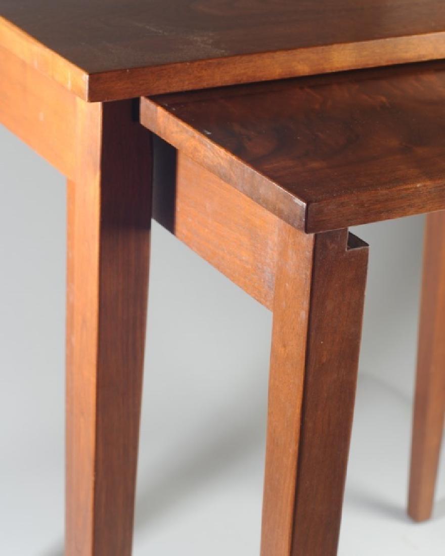 Two E.A. Clore Nesting Tables - 3