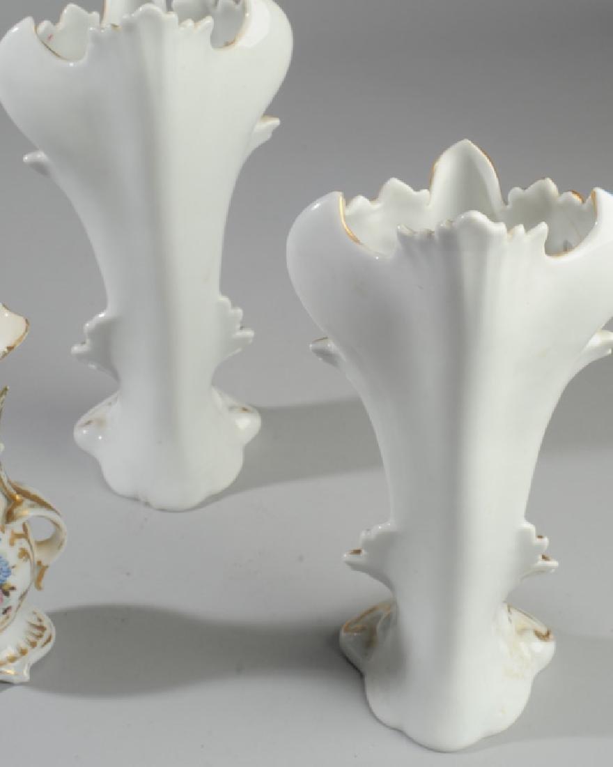 Three Old Paris Vases - 4