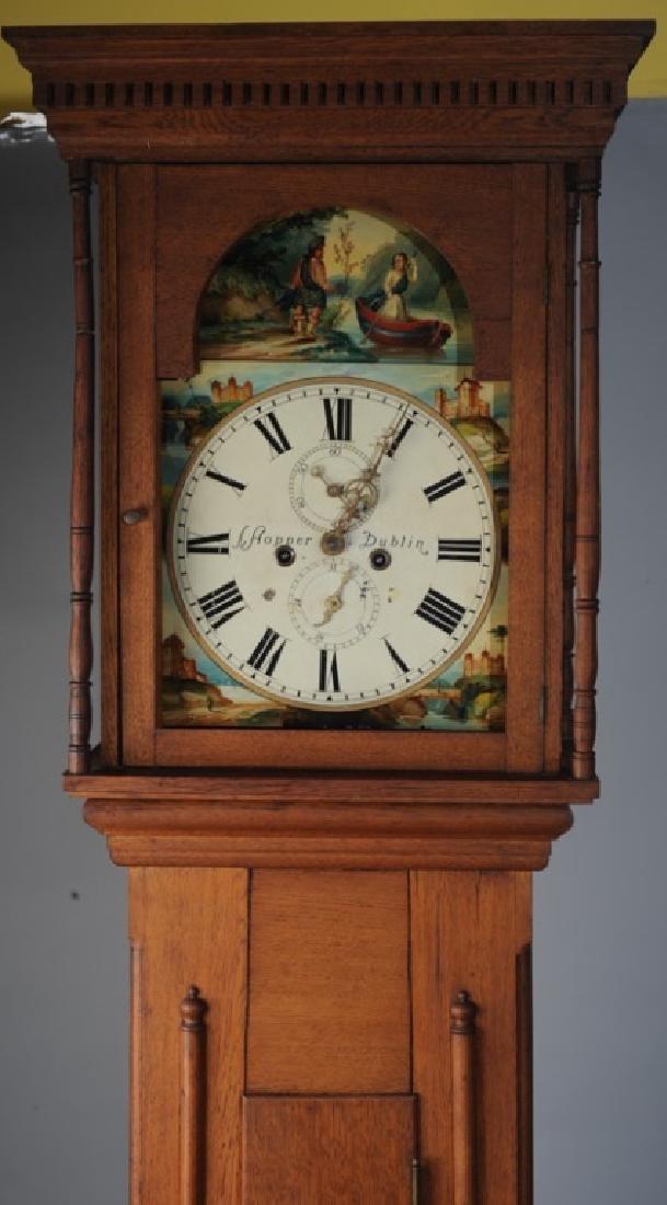 Antique Tall Case Clock - 2