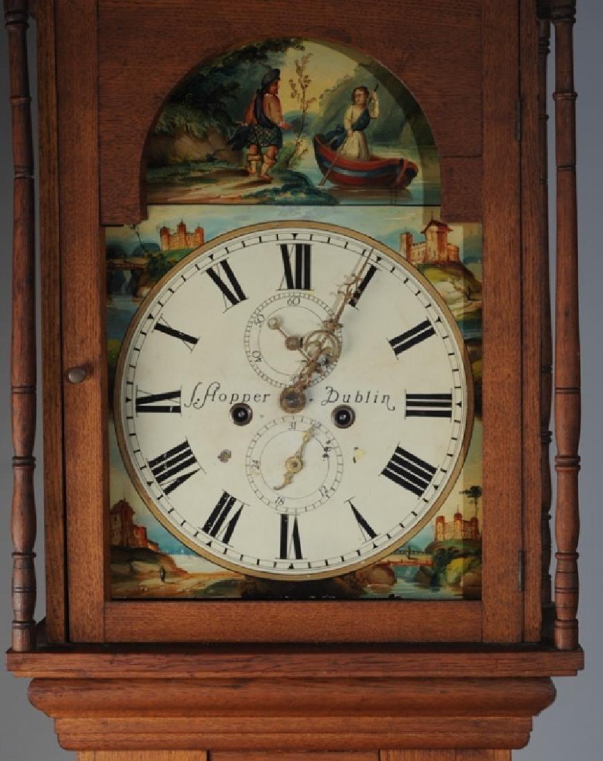 Antique Tall Case Clock - 3